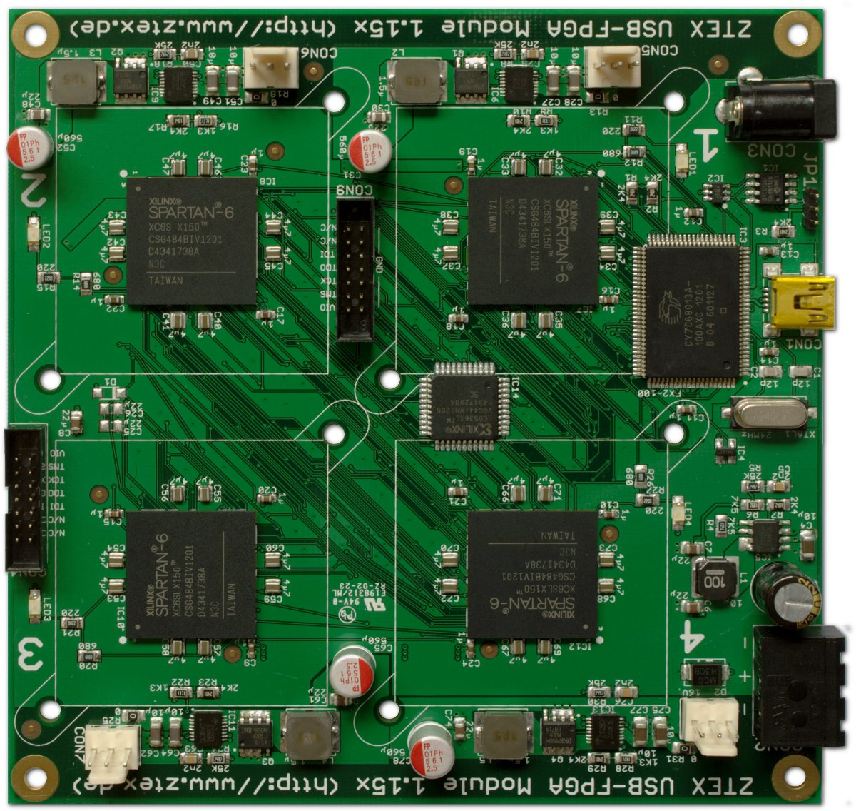 ZTEX FPGA Boards for Bitcoin Mining - Bitcoin Wiki