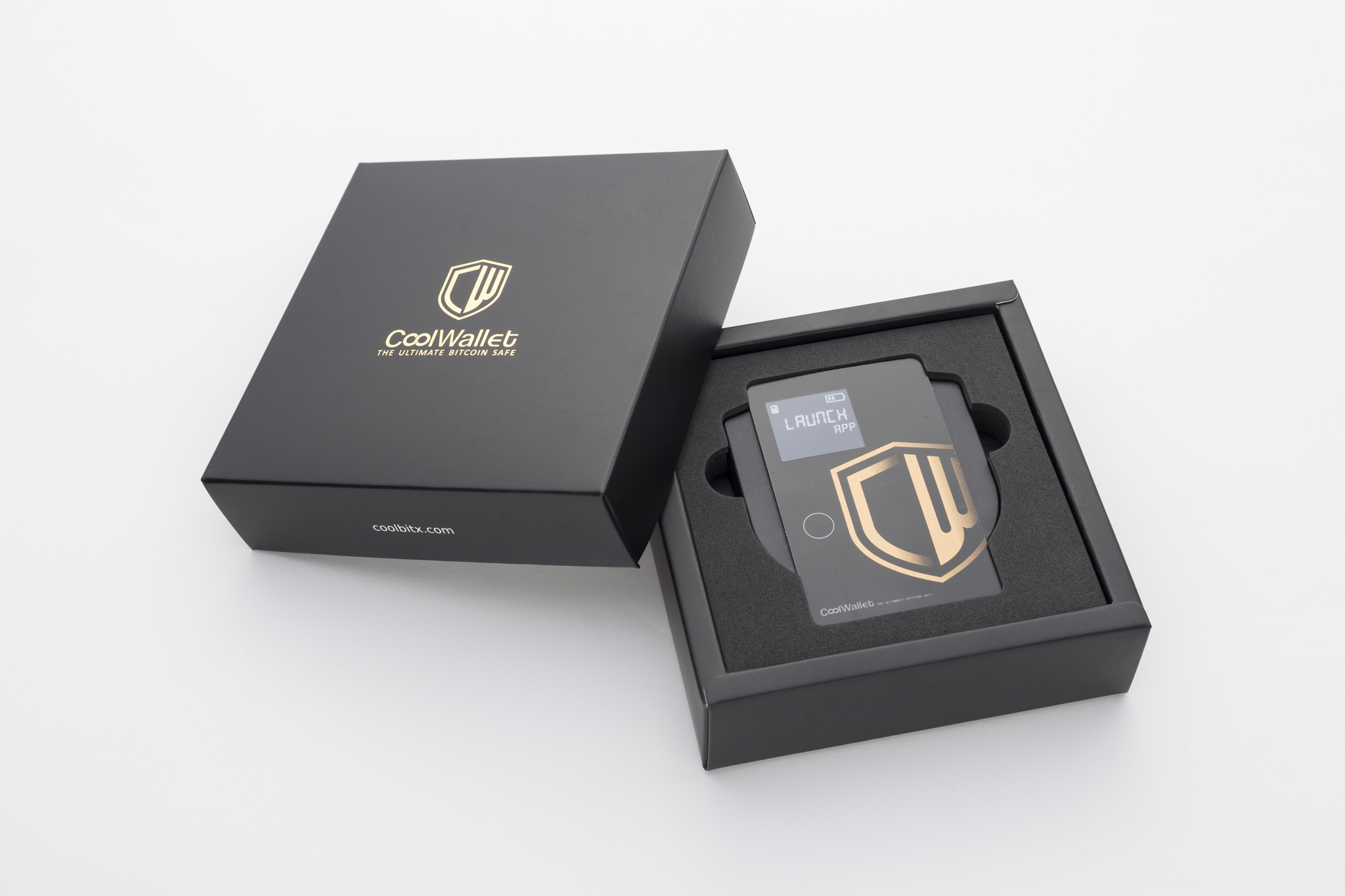 CoolWallet The Ultimate Bitcoin Safe