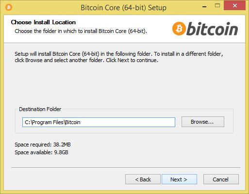 Help:Installing Bitcoin Core - Bitcoin Wiki
