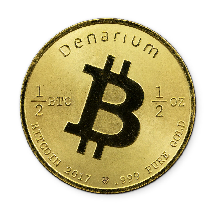 Denarium Physical Bitcoins Bitcoin Wiki
