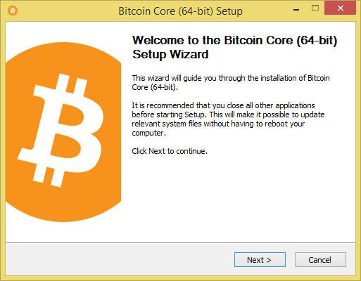 come installare bitcoin core su che crypto investire