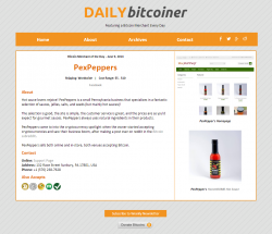 DailyBitcoiner homepage.png